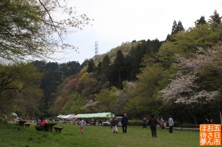 会場の風景